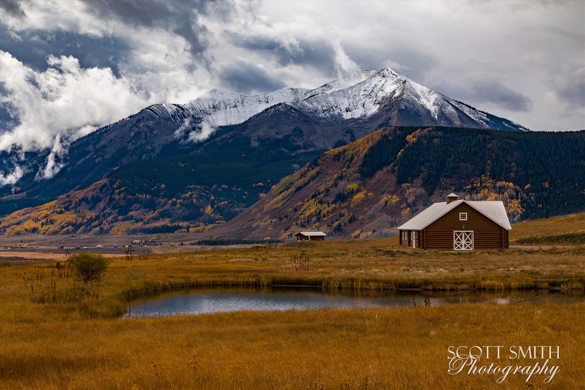 Crested Butte 1 -  by Scott Smith Photos