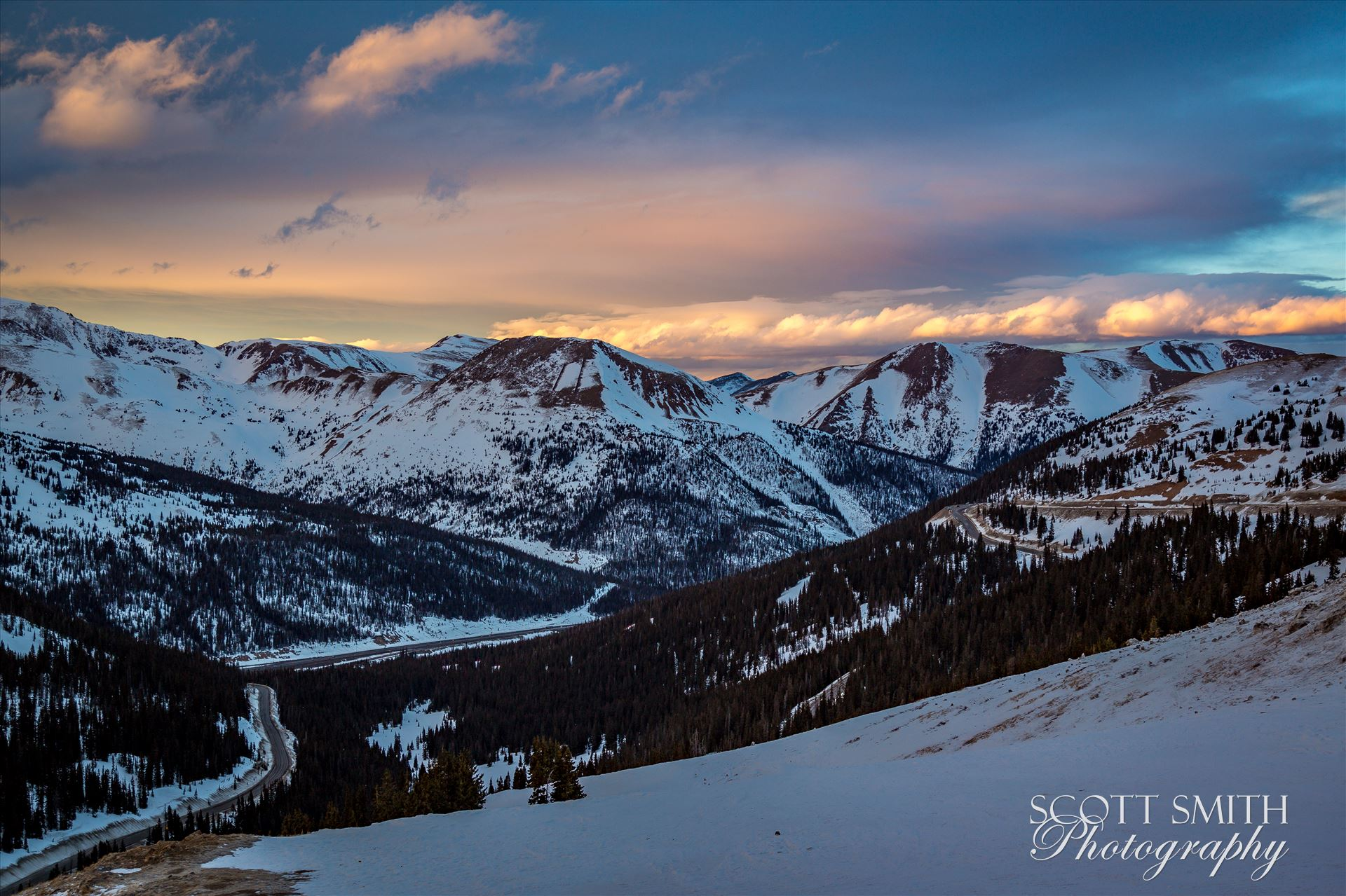 Colorado Winter 11 -  by Scott Smith Photos