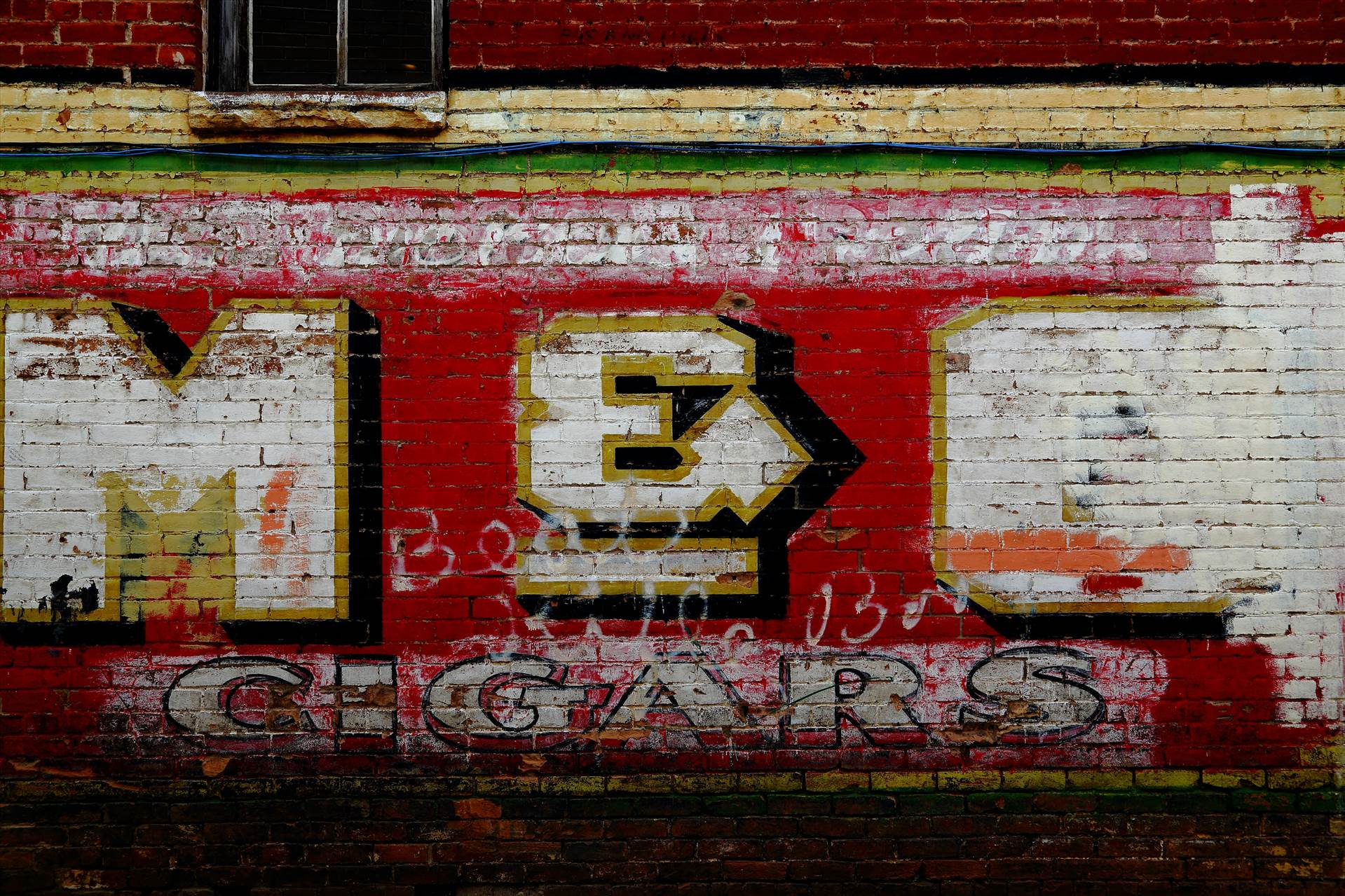 Old Signage in Alley - An alley in Glenwood Springs, CO by Scott Smith Photos