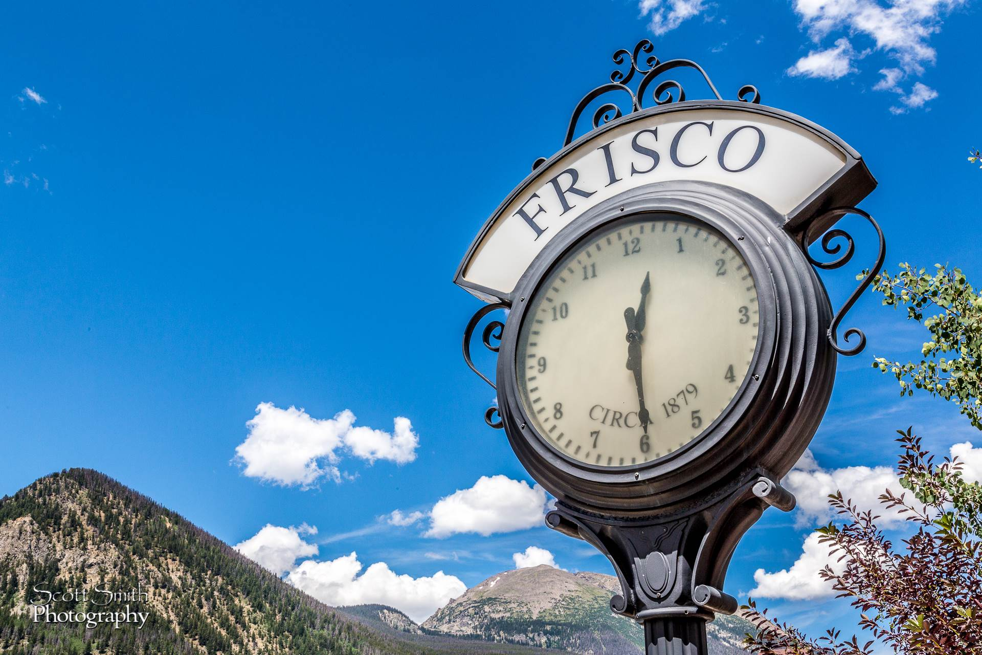 Frisco - What Time is It -  by Scott Smith Photos