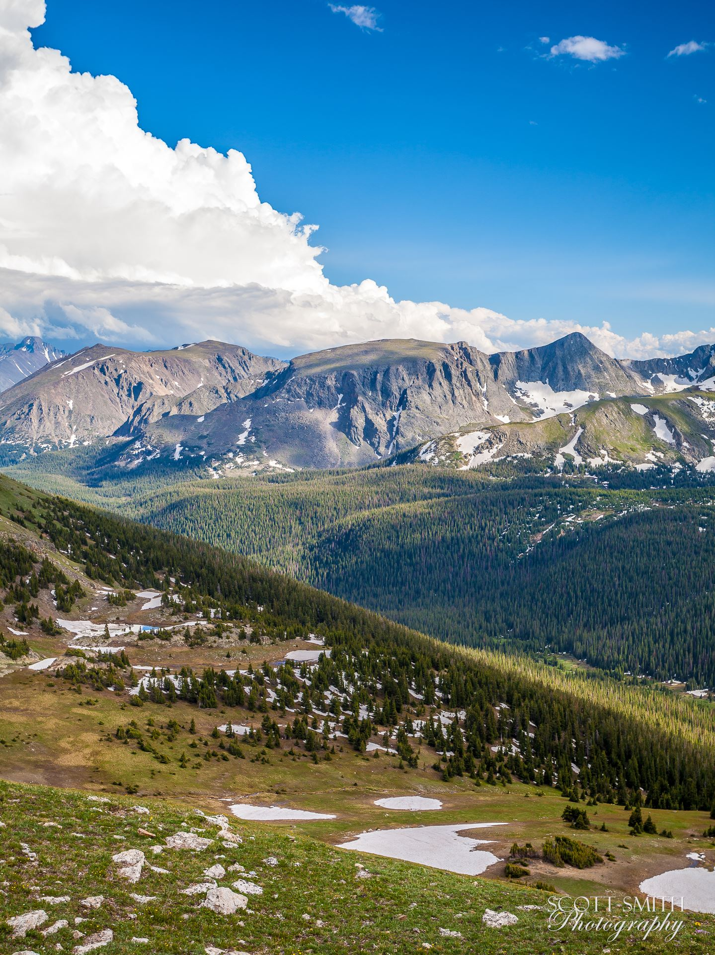 Rocky Mountain National Park 1 -  by Scott Smith Photos