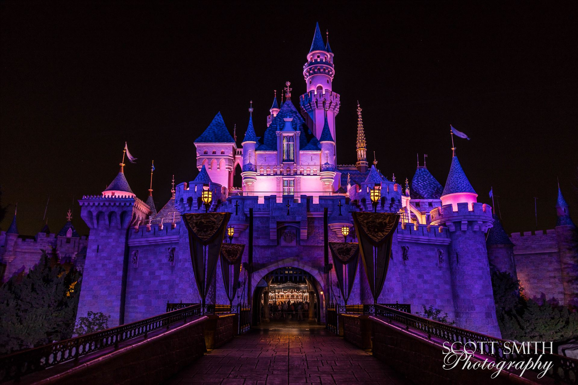 Princess Castle 1 -  by Scott Smith Photos