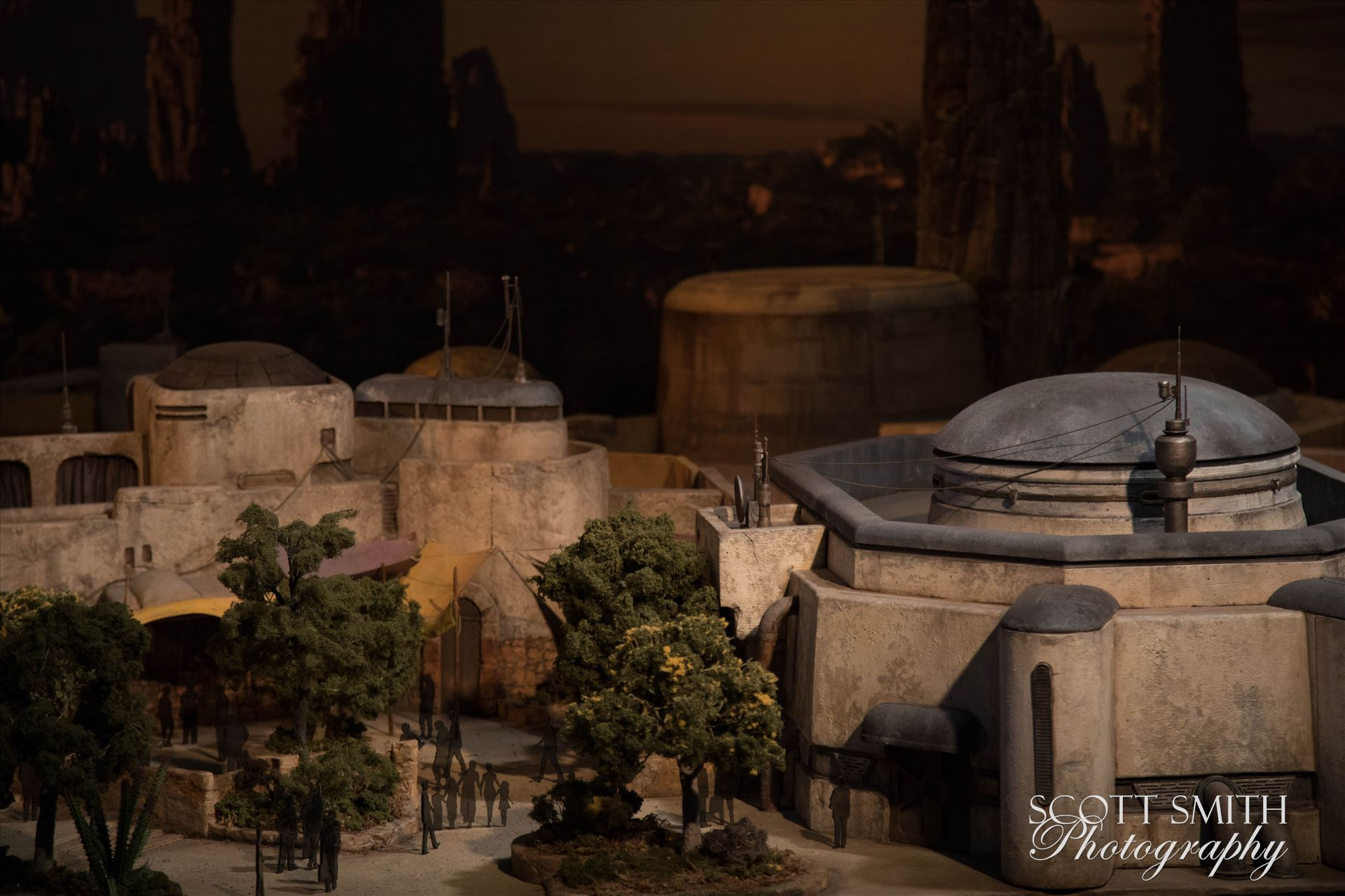 Star Wars Galaxy's Edge Model 1 -  by Scott Smith Photos