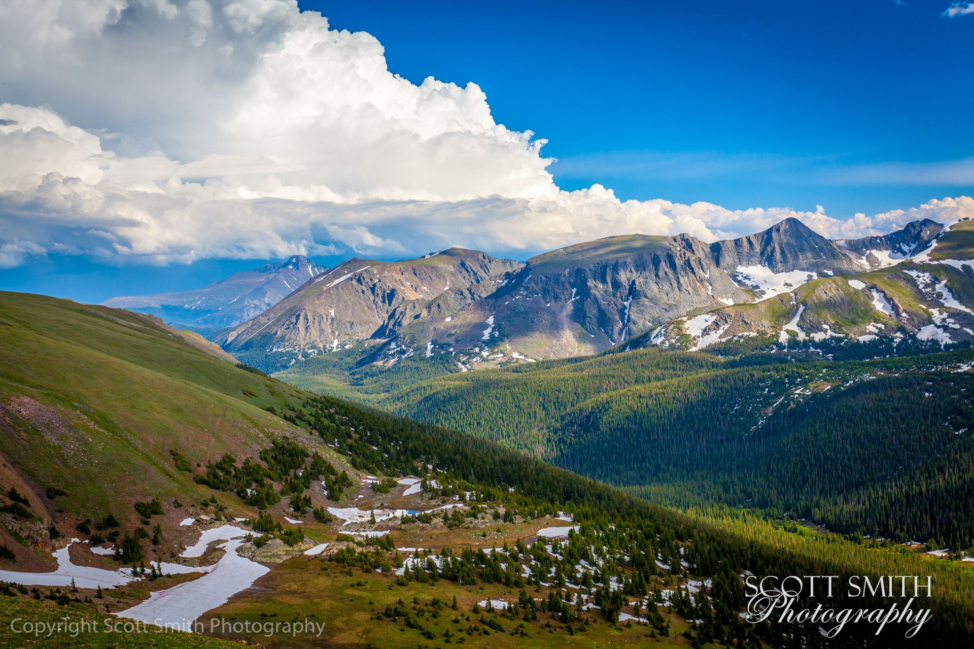 Rocky Mountain National Park 9 -  by Scott Smith Photos