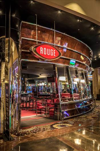 Rouge resturant, in the MGM Grand, Las Vegas.