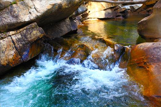 The grottos just off Independence pass, near Aspen Colorado.